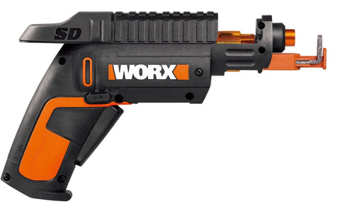 WORX WX255L SD Semi-Automatic Power Screw Driver with Screw Holder Worx - Chickadee Solutions - 1