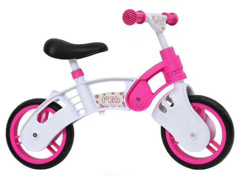 Uptown Toys 1st Ride Balance Bike Pink - Chickadee Solutions - 1