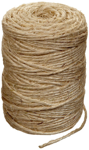 Rope King ST-300 Sisal Twine 300 feet - Chickadee Solutions