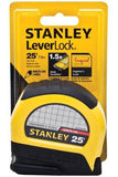 STANLEY STHT30759L Engineer's Read Tape 25-Feet x 1-Inch - Chickadee Solutions - 1