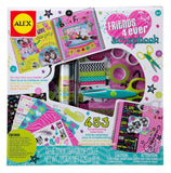 ALEX Toys Craft Friends 4 Ever Scrapbook - Chickadee Solutions - 1