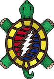 Application Grateful Dead SYF Terrapin Patch - Chickadee Solutions
