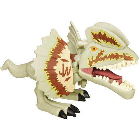 Jurassic World Chompers Dilophosaurus Figure - Chickadee Solutions - 1