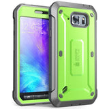 Galaxy S6 Active Case SUPCASE Full-body Rugged Holster Case with Built-in Scr... - Chickadee Solutions - 1