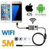 SanSiDo Endoscope Wifi Wireless iOS iPhone Android Borescope Endoscope Camera... - Chickadee Solutions - 1