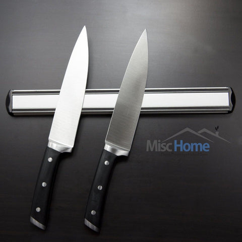 '+Deal+ 15 Inch Aluminum Magnetic Knife Holder High Quality Aluminum Knife Bar... - Chickadee Solutions - 1
