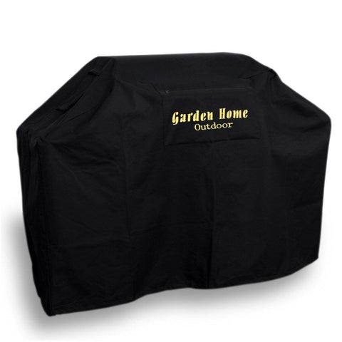 "Garden Home Outdoor Heavy Duty Grill Cover 3 Year Warranty 68"" Black 68"" - Chickadee Solutions"