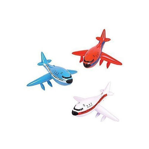 "3 JUMBO 33"" Inflatable AIRPLANES/Jet/747/INFLATES/Birthday PARTY DECORATIONS ... - Chickadee Solutions"