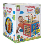 ALEX Toys ALEX Jr. My Busy Town Activity Center - Chickadee Solutions - 1