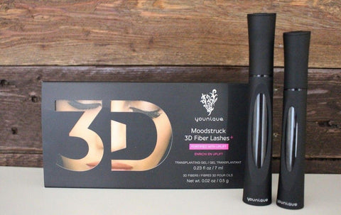 Younique Moodstruck 3D Fiber Lashes Plus Fortified with Uplift Plus Enrichi E... - Chickadee Solutions
