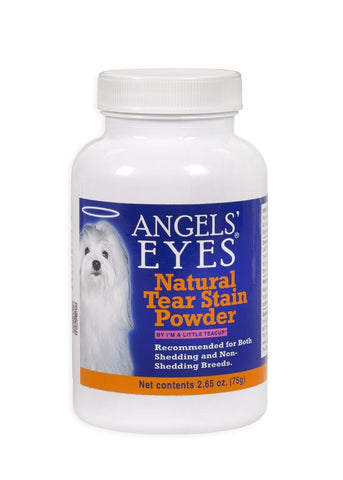 Angels' Eyes Natural Tear Stain Eliminator Remover 75-Gram - Chickadee Solutions - 1