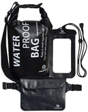 Freegrace Premium Waterproof Bags Set of 3 - Dry Bag/Sack with Seals and Shou... - Chickadee Solutions - 1
