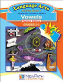 NewPath Learning Essential Phonics Series Vowels Reproducible Workbook Grade ... - Chickadee Solutions - 1
