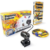 Stopmotion Explosion: Complete Stop Motion Animation Kit with HD Camera and B... - Chickadee Solutions - 1