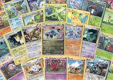 250 Assorted Pokemon Cards with Rares & Foils - Chickadee Solutions