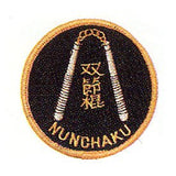 Nunchaku Patch - Chickadee Solutions