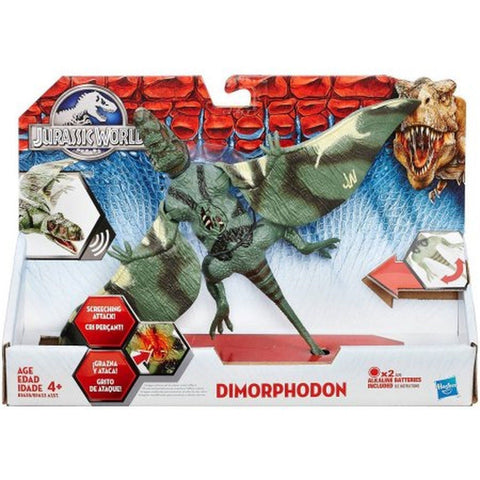 Jurassic World Dimorphodon Figure - Chickadee Solutions - 1