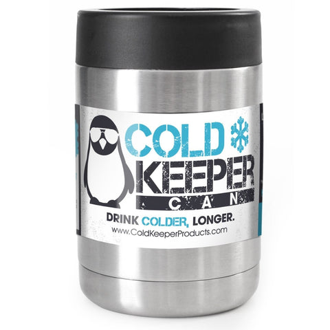 ColdKeeper Double Insulated Personal Beverage Cooler Can by ColdKeeper - Fits... - Chickadee Solutions - 1