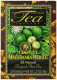 Hawaiian Islands Tea Coconut Herbal 1.27-Ounce Boxes (Pack of 6) - Chickadee Solutions - 1