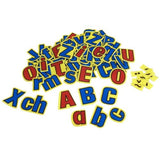 Little Folk Visuals Upper and Lower Case Alphabet Felt Figures for Flannel Bo... - Chickadee Solutions