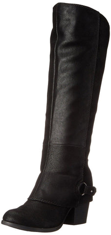 Fergalicious Women's Lexy Western Boot Black 5.5 B(M) US - Chickadee Solutions - 1