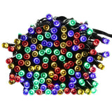 LuckLED E7Z1UASE 200 Solar Powered LED String Lights 72-ft Multi-Color - Chickadee Solutions - 1