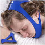 EasySleep Pro Adjustable Stop Snoring Chin Strap - Chickadee Solutions