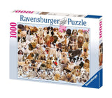 Ravensburger Dogs Galore - 1000 Piece Puzzle - Chickadee Solutions - 1