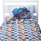 Thomas the Train Twin Size Sheets Set - Full Steam Ahead - Chickadee Solutions