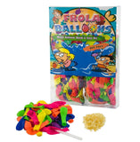 Water Balloons Refill Quick & Easy Kit - 1000 Balloons +1000 Rubber Bands + 5... - Chickadee Solutions - 1