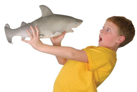 Toysmith Ginormous Shark Playset - Chickadee Solutions