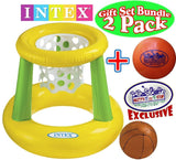 "Intex Floating Hoops Basketball Game with Exclusive ""Matty's Toy Stop"" 4.25"" ... - Chickadee Solutions - 1"