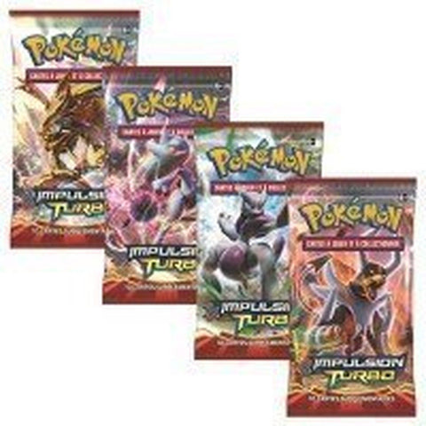 Pokemon XY8 Breakthrough Sealed Booster Pack x 4 - Chickadee Solutions