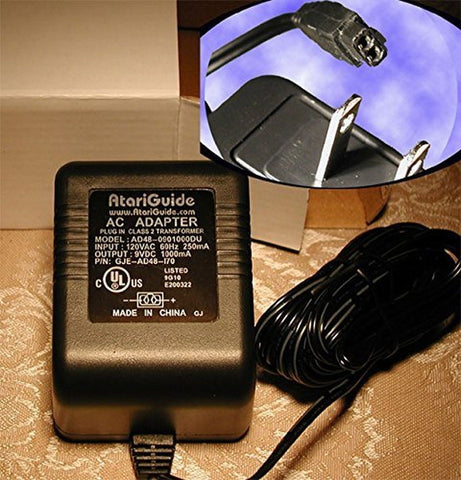 Ac Power Adapter for Atari 7800 System - Chickadee Solutions