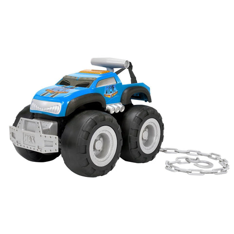Max Tow Truck Turbo Speed Blue Truck Max Tow Truck - Chickadee Solutions - 1