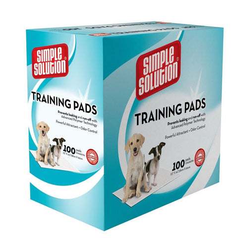 Simple Solution Original Training Pads Pack of 100 Simple Solution - Chickadee Solutions - 1