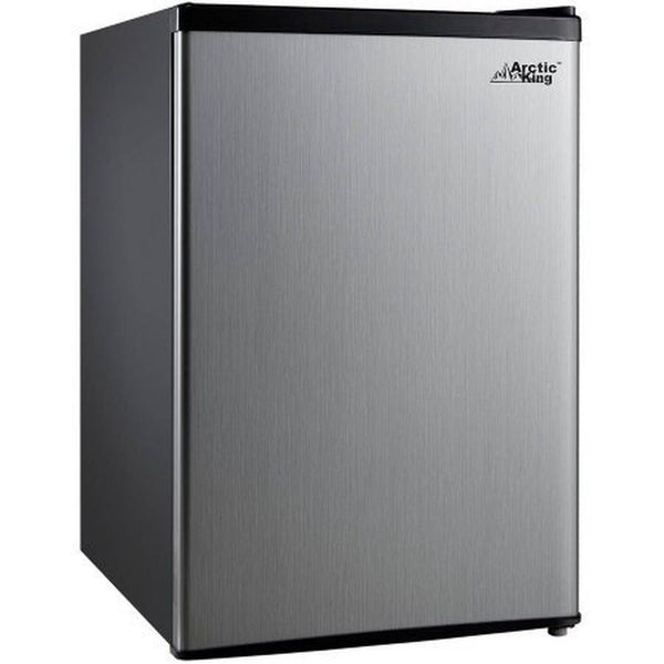 Arctic king 2 6 cu ft 1 door compact refrigerator for 1 door chiller