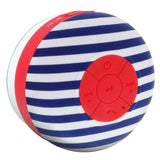 Aduro AquaSound WSP20 Waterproof Shower Bluetooth Portable Speaker (Cabana) - Chickadee Solutions - 1