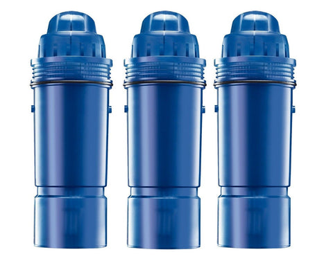 PUR CRF-950Z 2-Stage Water Pitcher Replacement Filter 3-Pack 3 Pack - Chickadee Solutions - 1