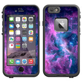 Skin Decal for LifeProof Apple iPhone 6 Case - Nebula - Chickadee Solutions - 1