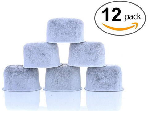 12-Pack KEURIG Water Filters - Universal Fit Keurig Filters - Replacement Cha... - Chickadee Solutions - 1
