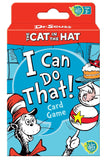 Dr. Seuss Cat in the Hat Card Game - Chickadee Solutions - 1