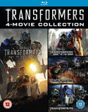 Transformers 1-4 [Blu-ray] Box Set Includes 1 2 3 & 4 - Chickadee Solutions - 1