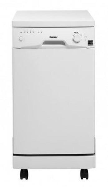 Countertop Portable Dishwasher Canada : ... Energy Star Rated Portable Dishwasher in White Chickadee Solutions
