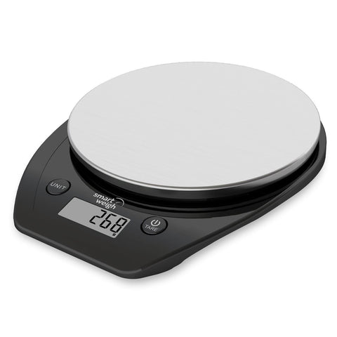 Smart Weigh 11lb/5kg Electronic Multifunction Kitchen and Food Scale Stainles... - Chickadee Solutions - 1