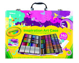 Crayola Inspiration Art Case-Pink Standard Packaging - Chickadee Solutions