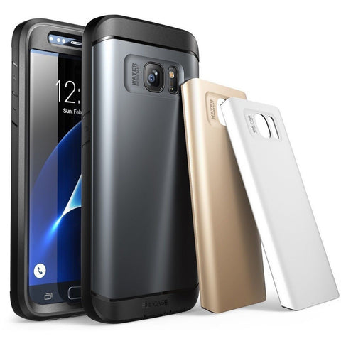 Galaxy S7 Case SUPCASE Water Resistant Full-body Rugged Case with Built-in Sc... - Chickadee Solutions - 1