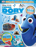 Ultimate Sticker Collection: Disney Pixar Finding Dory (DK Ultimate Sticker C... - Chickadee Solutions