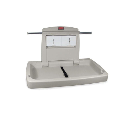 Rubbermaid Commercial Horizontal Baby Changing Station ...