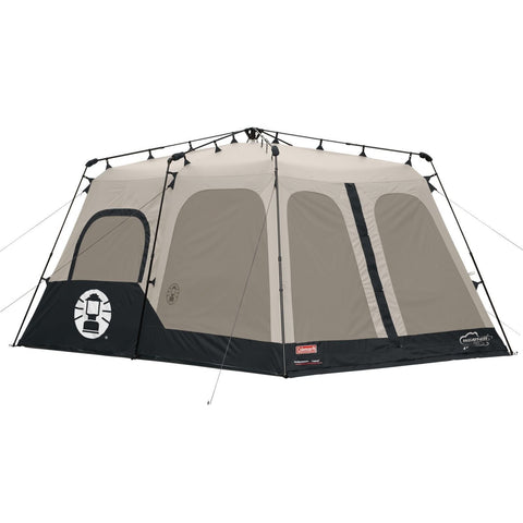 Coleman 8-Person Instant Tent (14'x10') Black - Chickadee Solutions - 1